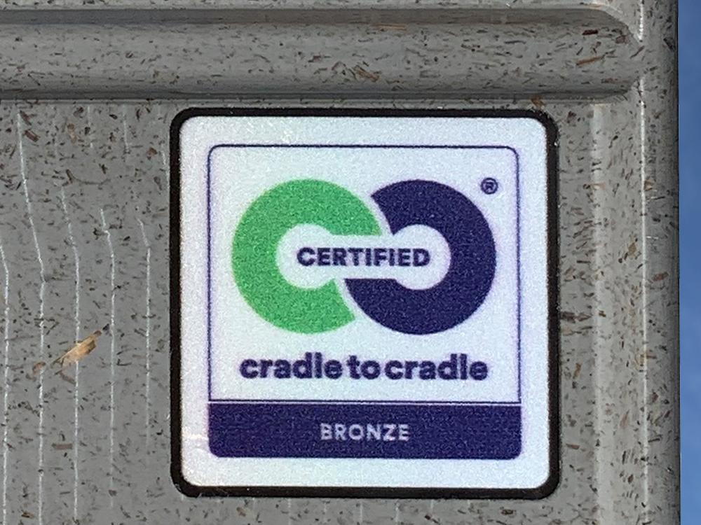 Cradle to Cradle Nabasco-sign